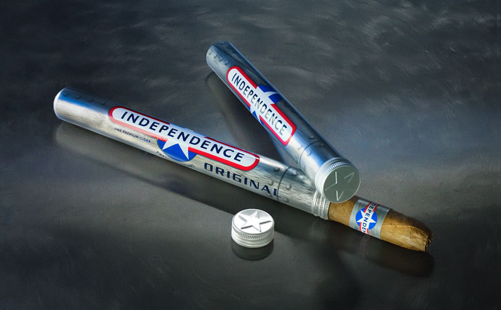Independence Fine Tube Cigars